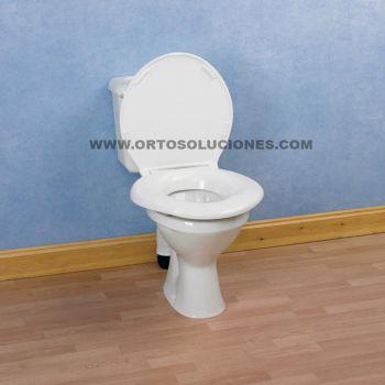Asiento wc para bariátricos
