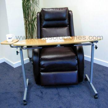 Mesita XL basculante para sillones