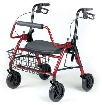 Maxi rollator 4 ruedas XL