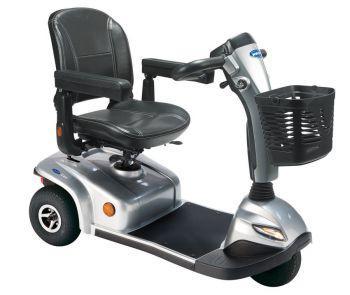 Scooter eléctrico Leo 3 ruedas