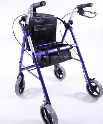 Rollator Aluminio IMPALA