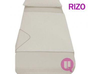 Travesero Impermeable Rizo