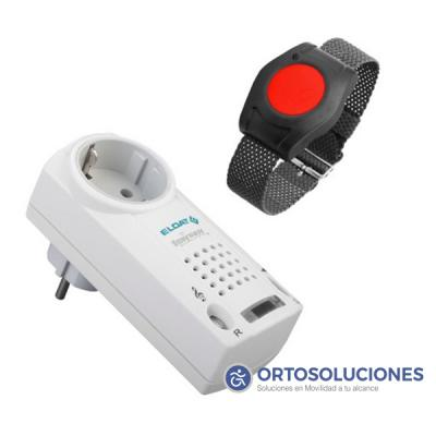 Sistema alarma pulsera Elda