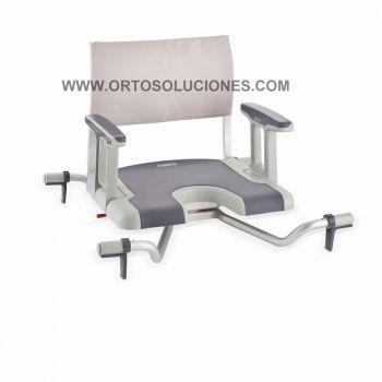 Asiento giratorio aquatec sorrento Invacare