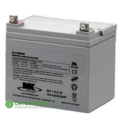 Batería 34 Ah AGM