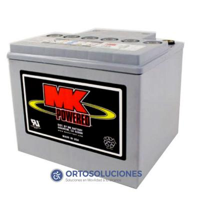 Bateria GEL 40 Ah MK Powered
