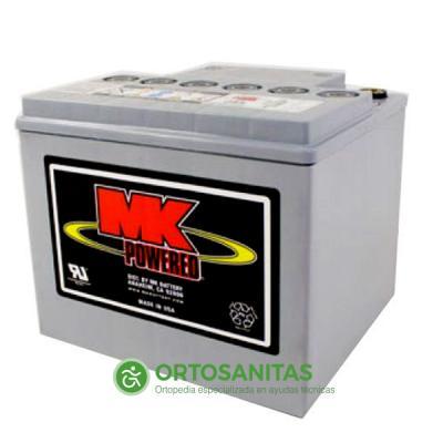 Batería 40 Ah GEL MK