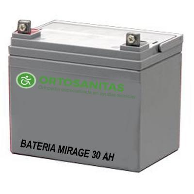 Batería 30 Ah y 40 Ah Silla MIRAGE