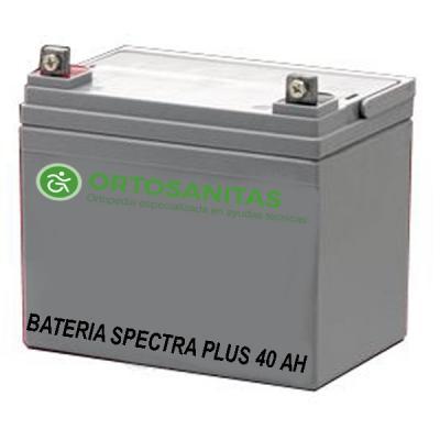 Batería 40 Ah silla SPECTRA PLUS
