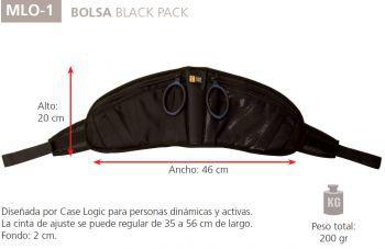 BOLSA BLACK PACK para silla de ruedas
