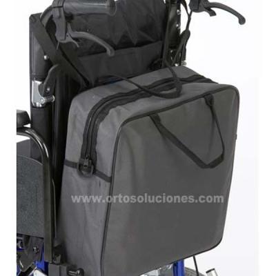 Bolsa respaldo silla de ruedas
