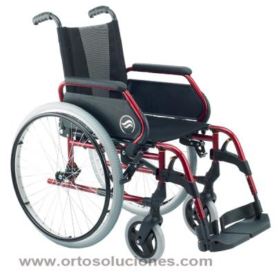 Silla de ruedas BREEZY 250 autopropulsable