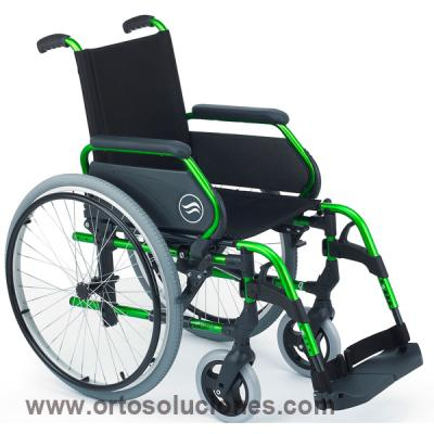 Silla de ruedas BREEZY 300 autopropulsable