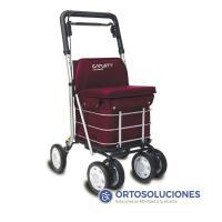 Andador y carrito de la compra LETT800