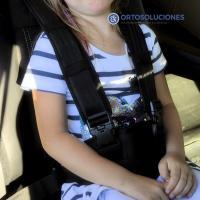 Cinturón de posicionamiento para coche SI PO
