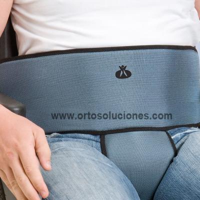 Cinturón abdominal y perineal