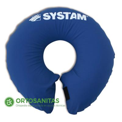 Cojín posicionador para cuello SYSTAM