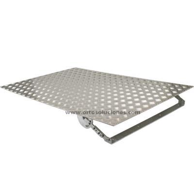 Cuña de aluminio regulable
