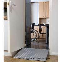 Rampa para umbral de la puerta Aluminio