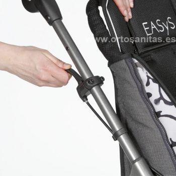 Silla de paseo postural JAZZ EASY