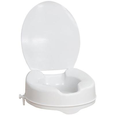 Alza con tapa WC 10 cm