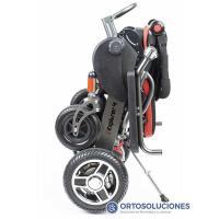 Silla de ruedas eléctrica plegable EXPLORER 4 PLUS