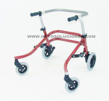 Andador posterior FLUX