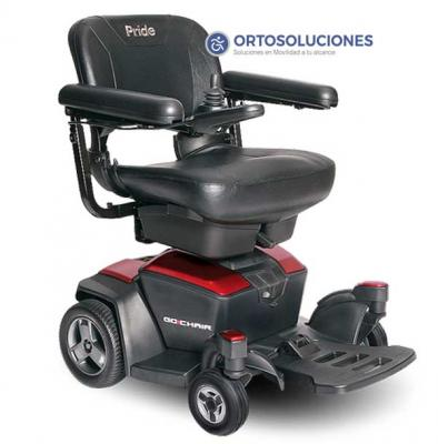 SILLA GO CHAIR PRIDE ELECTRICA