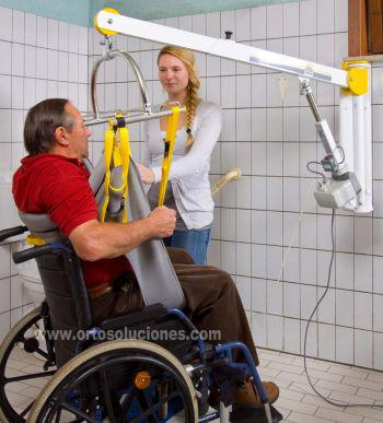 Grúa de pared eléctrica HANDI MOVE