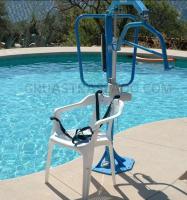 Grúa de piscina eléctrica POOL