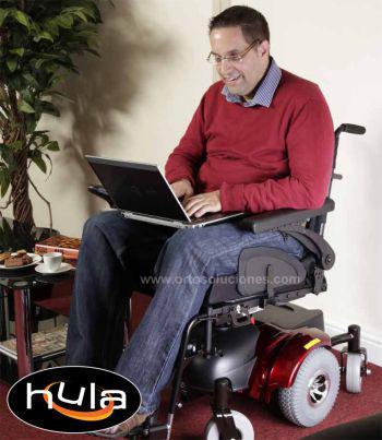 Silla electrónica Quickie HULA