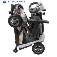 Scooter eléctrico plegado automático I-LUNA