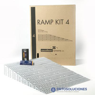 KIT Rampas 4 (11 hasta 14 cm)