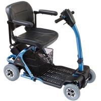 Scooter desmontable ligero LITEWAY 4 PLUS