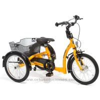 Triciclo terapéutico MOMO