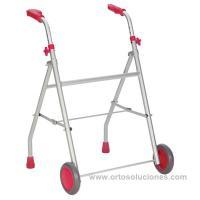 Andador de aluminio MOTION COLORS
