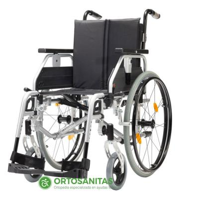 silla de ruedas pyro light optima