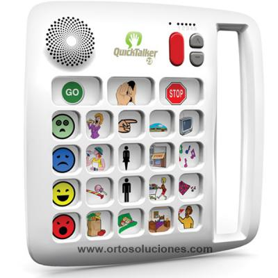 Comunicador Quick Talker 23