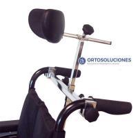 Reposacabeza para sillas de ruedas