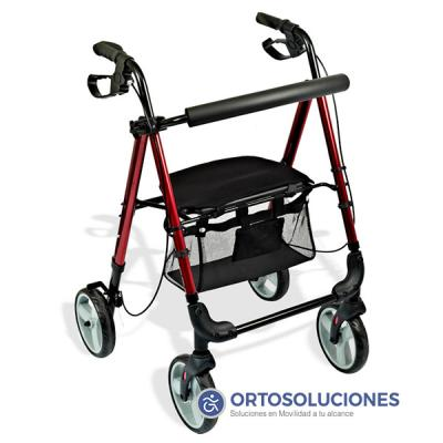 Rollator asiento regulable HI LOW