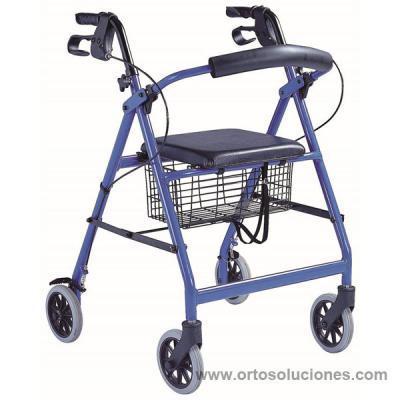 Andador CLASSIC 4 ruedas