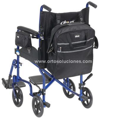 Set Bolsas para silla de ruedas