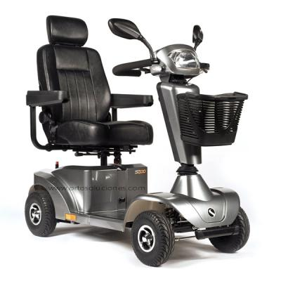 Scooter gran autonomía S400