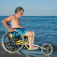 Silla de ruedas Sand&Sea