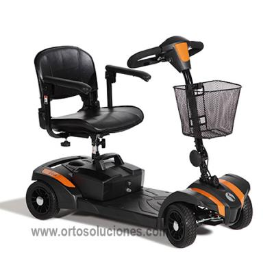 Scooter portatil y desmontable VEO