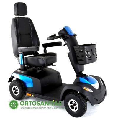 Scooter eléctrico COMET ALPINE+