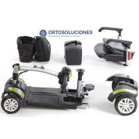 Scooter ECLIPSE AYUDAS DINAMICAS