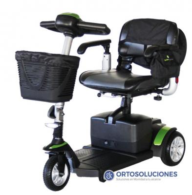 Scooter 3 ruedas Eclipse Plus