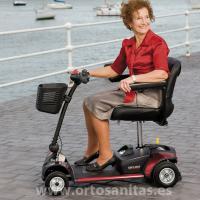 Scooter Pride GOGO 4 ruedas