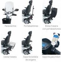 Scooter eléctrico I-GALAXY Apex